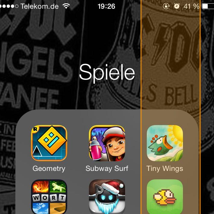 Schaltersteuerung bei iPhone automatisch aktiviert (Handy, Technik ...
