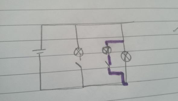 Schaltpläne zeichen (Schule, Physik, Elektronik)