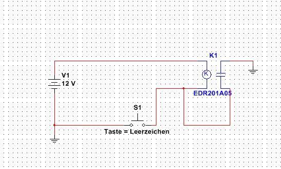 Schaltung ändern Relais verzögern (Elektronik, Elektrik, Elektrotechnik)