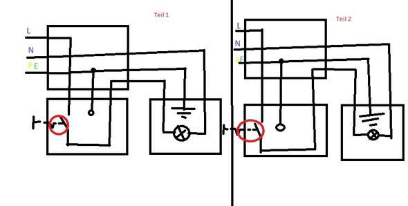 schaltungstechnik elektrotechnik was ist richtig schule. Black Bedroom Furniture Sets. Home Design Ideas