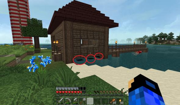 Schatten Bug In Minecraft PCSpiele OptiFine - Minecraft alpha spielen