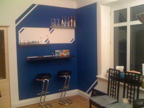 Schaut Mal Wie Baue Ich Meine Bar Weiter Bauen Malen