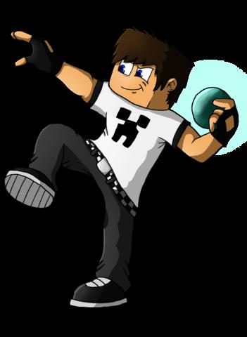 Minecraft Character - (Youtube, Bilder, Bearbeitung)