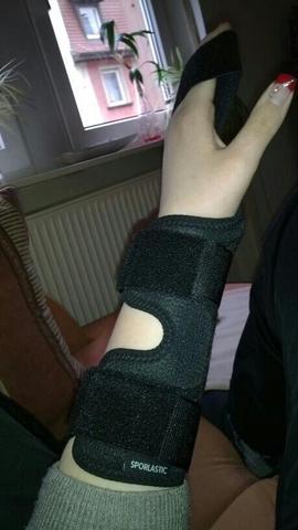 Schiene - (Schmerzen, Entzündung, Arm)