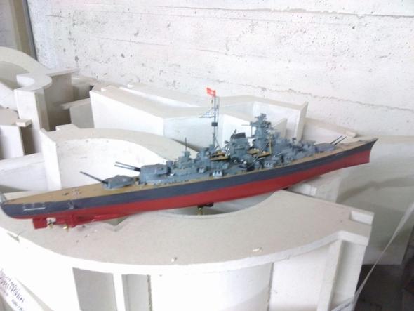 Das gefundene Model l - (Geschichte, Schiff, Zweiter Weltkrieg)