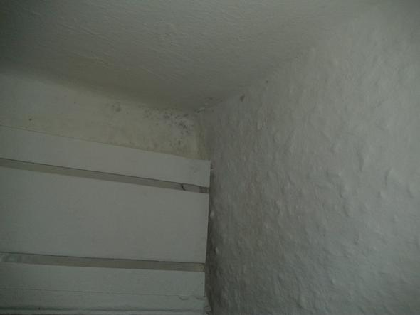 Zimmerdecke (Ecke) - (Gesundheit, Recht, Mietrecht)