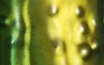 Schimmert Quecksilber auf der Sonne grün?