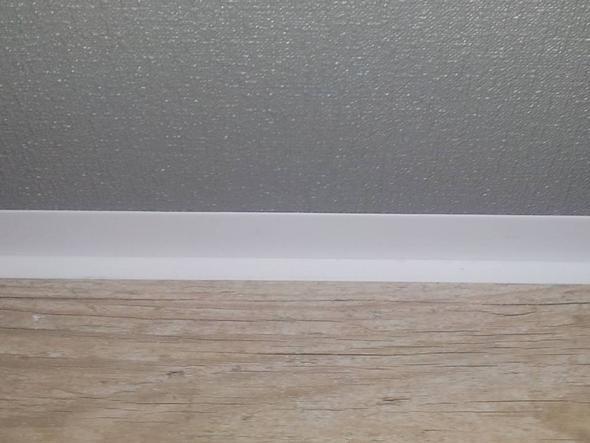 Meine Graue Wand U0026 Laminat   (Farbe, Wohnen, Wandfarbe)