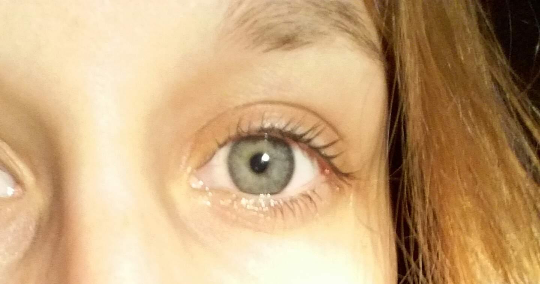 Als andere auge das wie ein schminken kleiner Ein Auge
