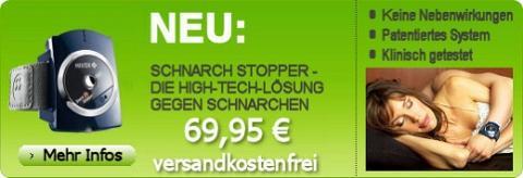 Anzeige von schnarchwelt.de - (Gesundheit, schlafen, schnarchen)