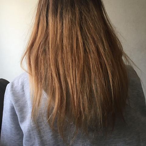Haare waschen schadlich