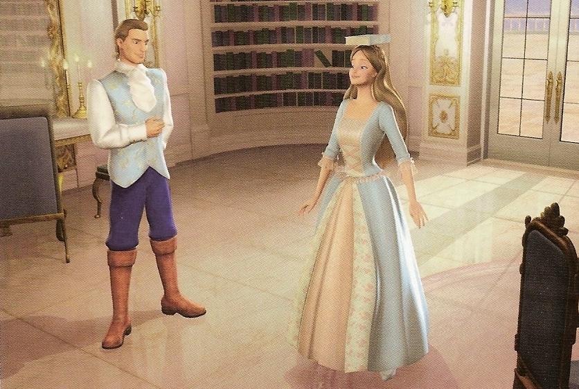 Barbie and the pauper lyrics