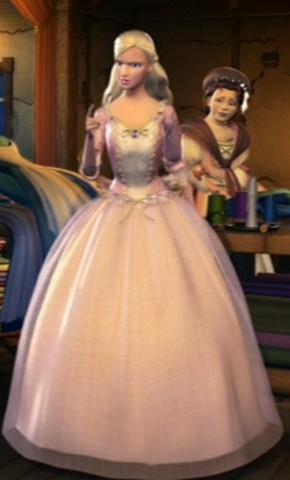 Schnittmuster Barbie Prinzessinenkleid Abitur Nähen Schnitt