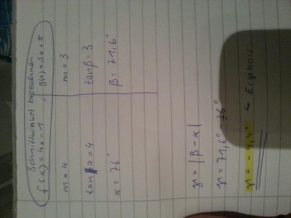 rechenweg mit ergebnis - (Mathe, Mathematik)