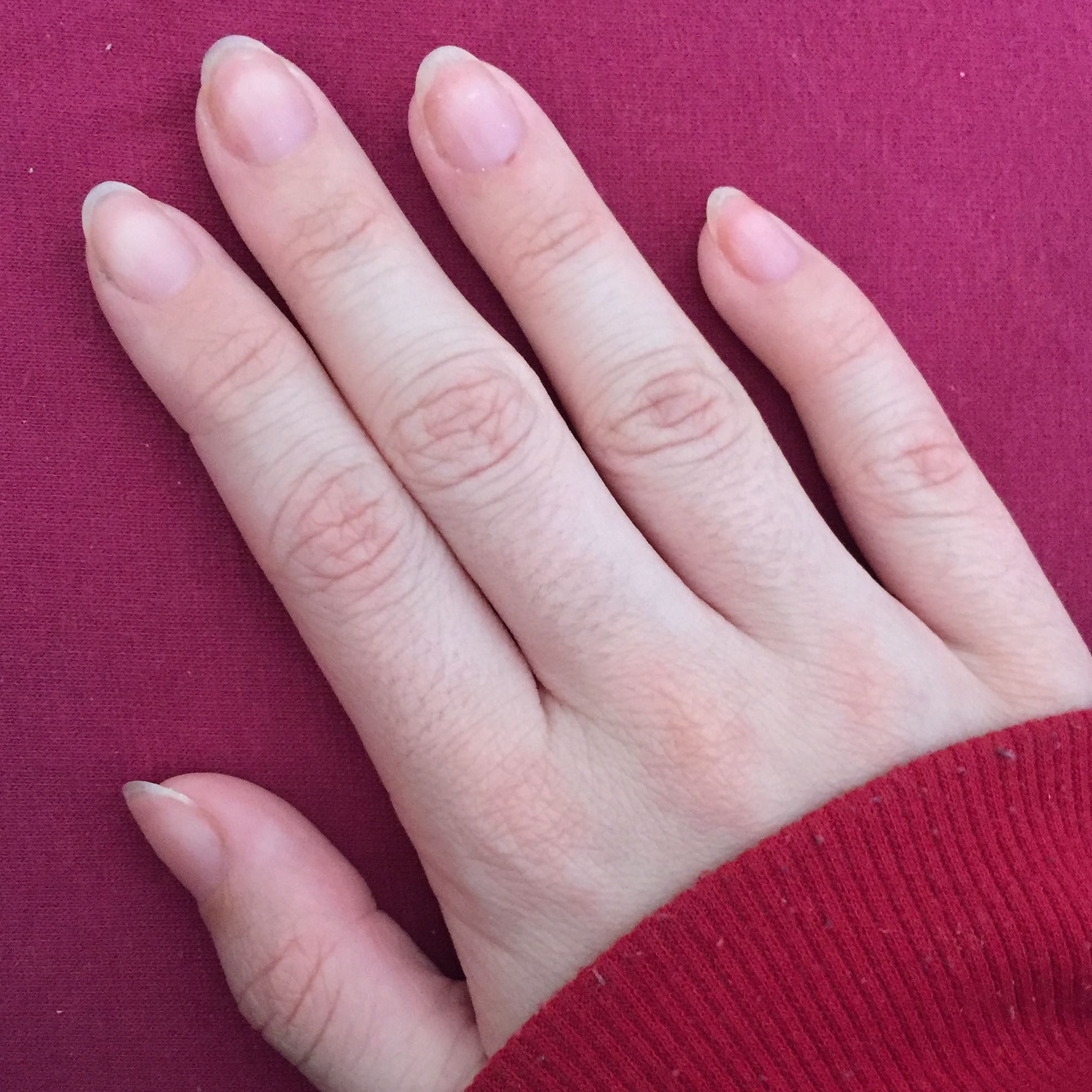 Schöne nagelform? Welchen nagellack? (Frauen, Hand, Nägel)