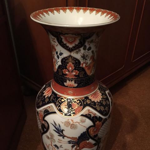 Vorderansicht - (vase, Kaiser)