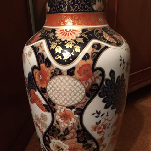 Detailansicht 1 - (vase, Kaiser)