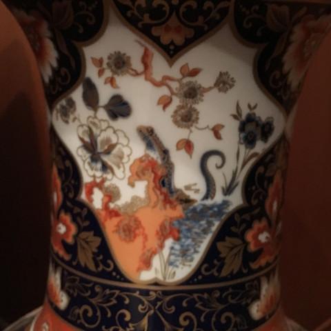 Derailansicht 2 - (vase, Kaiser)