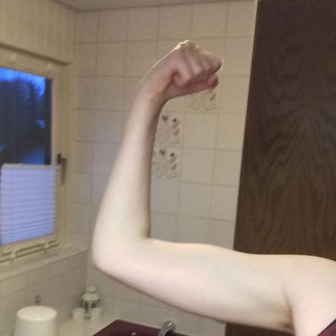 ..... - (Sport, Frauen, Muskeln)