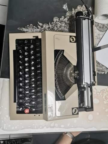 Schreibmaschine defekt?