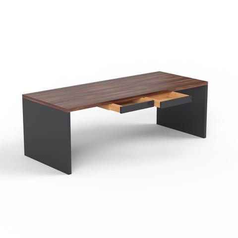 schreibtisch selber bauen holz selber machen material. Black Bedroom Furniture Sets. Home Design Ideas