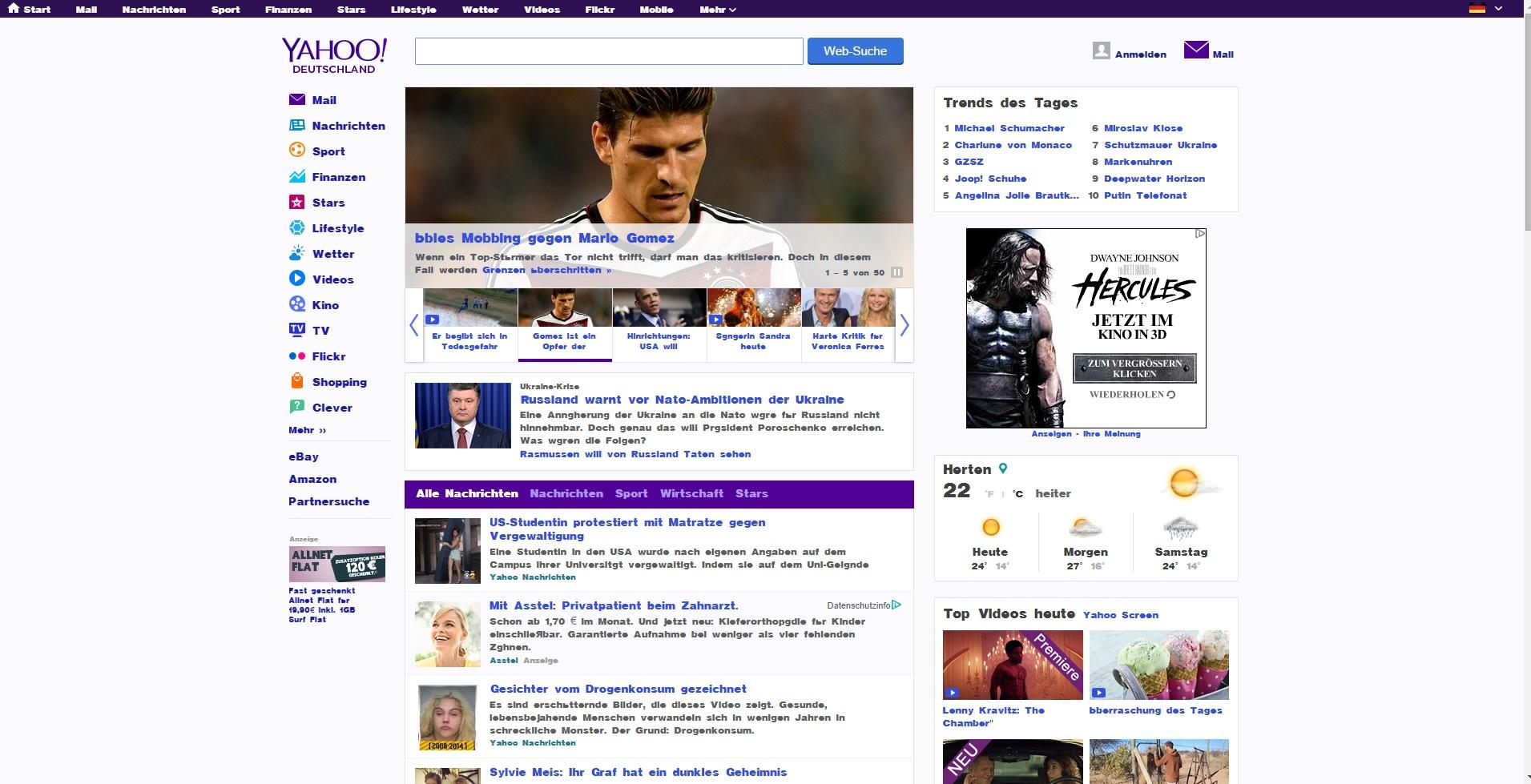 Schrift Fett Und Zeigt Keine Umlaute An Bei Facebook Yahoo Und Co