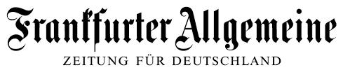 FAZ - (Zeitung, Schriftart, frankfurter allgemeine)