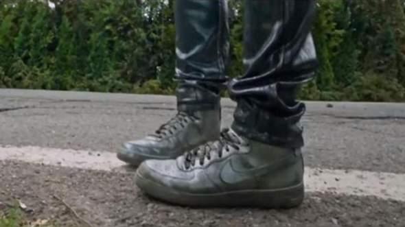 Schuhe aus einem Film?