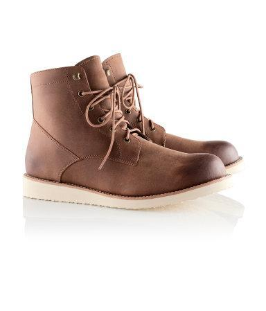 Das sind die Schuhe  - (Schuhe, Haltbarkeit, Leder)