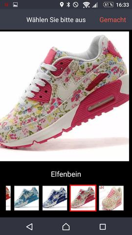 bestellte Schuhe - (Nike, Zoll, Plagiat)