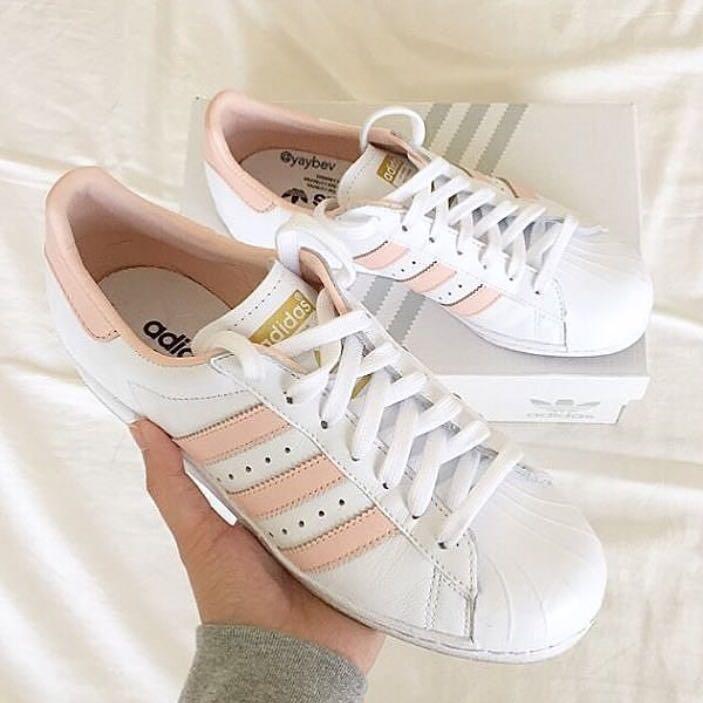 adidas schuhe rosa weiß
