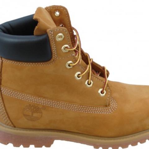 Das sind Timberlands  - (Schuhe, Style)