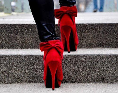 Diese Schuhe *_* - (Schuhe, Schleifen)