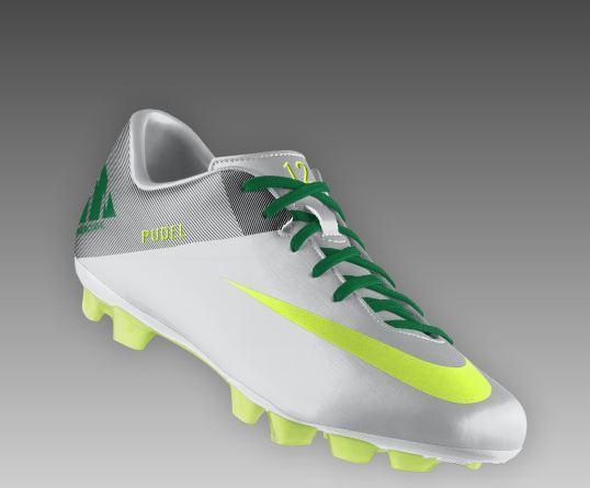 Nike Mercurial Miracle II iD - (Schuhe, Aussehen, putzen)