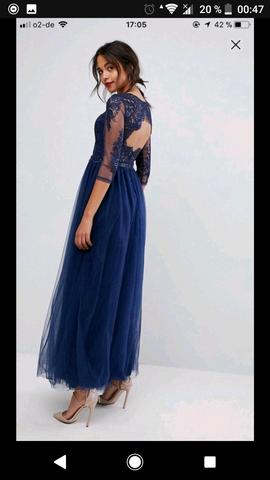 dc33b88b771401 Schuhe zum Dunkelblauen Kleid  (Mode