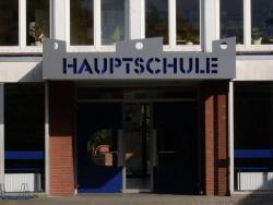 Eingangsbereich - (Schule, Hauptschule)