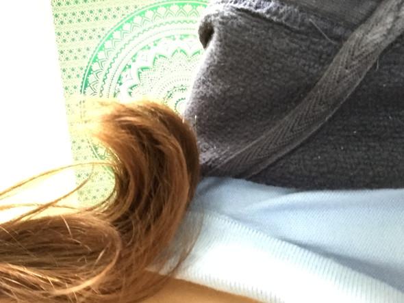 Das ist immer - (Haare, Pflege)