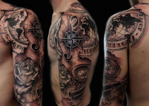 Arm bilder tattoo frauen 32 Drachen