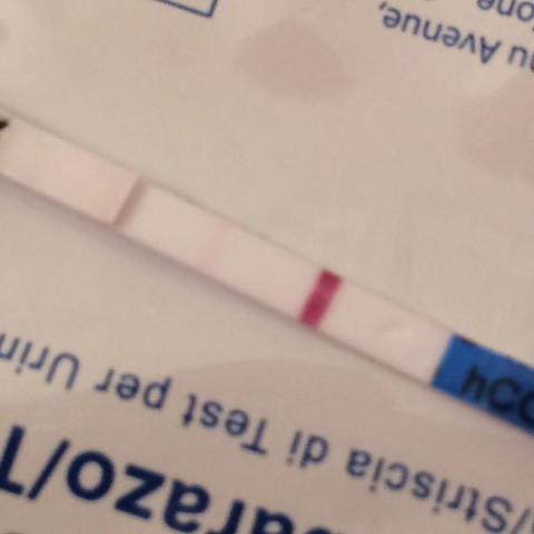 Sst positiv negativ - (schwanger, Baby, ST)