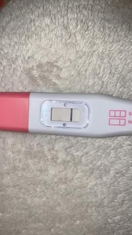 Mal benutzen 2 schwangerschaftstest Schwangerschaftstest wie