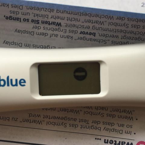 Einnistungsblutung Schwangerschaftstest Negativ