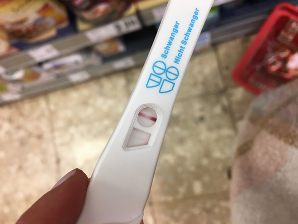 schwangerschaftstest positiv testamed