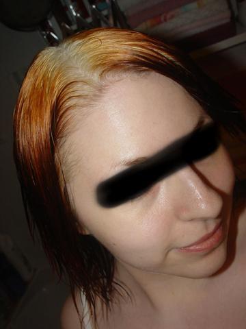Haare Aufhellen Schwarz