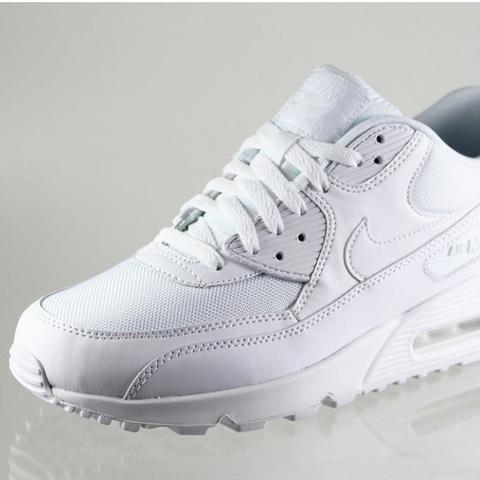 weiße air max