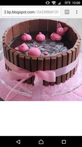 Matschkübel Torte - (backen, Torte)