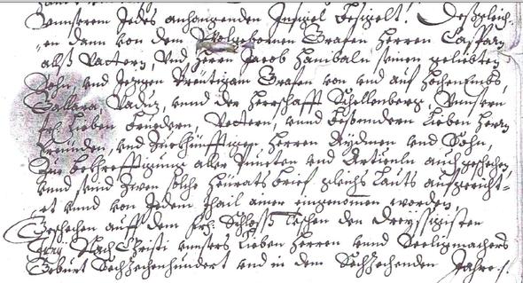 Kursivschrift (Quelle: Archiv)  - (Geschichte, Schrift, Schriftart)