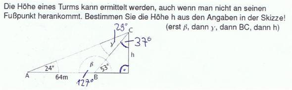 Diese Aufgabe - (Mathe, Mathematik, Geometrie)