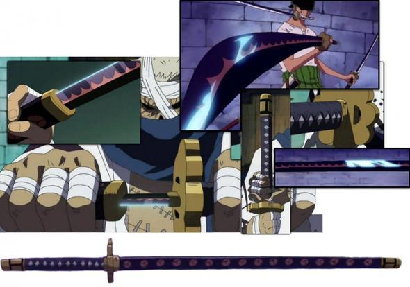 so sollte es aussehen (natürlich ohne dem Lila xD) - (färben, schwarz, One Piece)