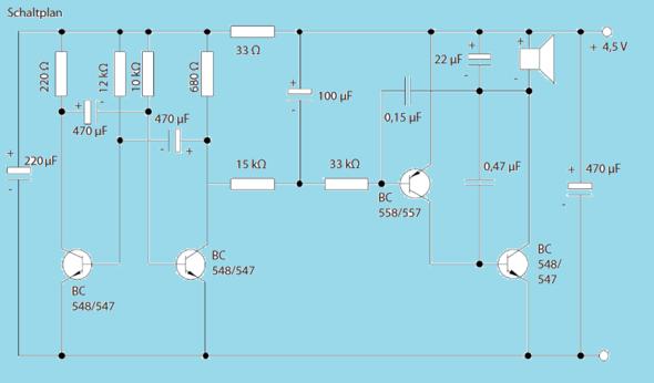schwingkreis zur tonerzeugung physik elektronik elektrik. Black Bedroom Furniture Sets. Home Design Ideas