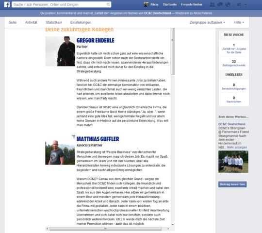 So siehts aus... - (Facebook, html, CSS)